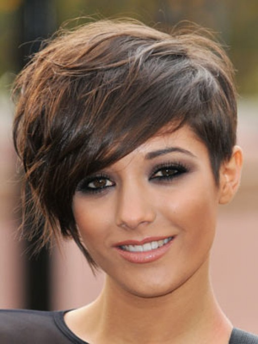 2014-2015-Womens-Short-Haircuts-For-Oval-Faces