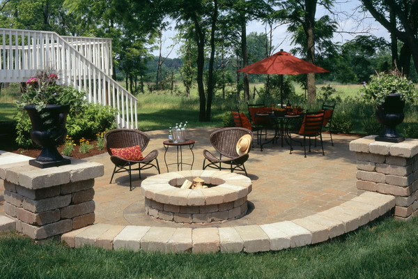 Adorable Relaxing Patio Designs For Real Summer Enjoyment