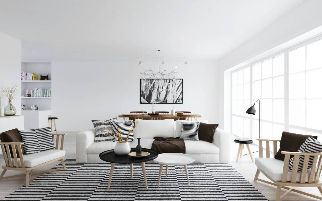 Black-and-white-is-a-classic-color-combination