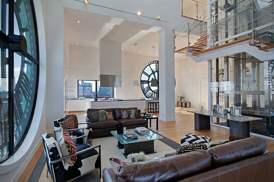Clocktower-Penthouse-Apartment-in-Brooklyn