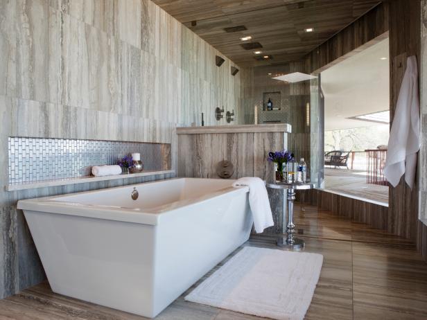 Contemporary-Bathroom-Tub