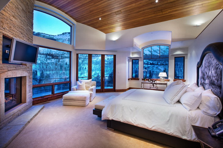 Cool Bedroom Decoration View