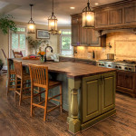 20 Country Style Kitchen Decor Ideas