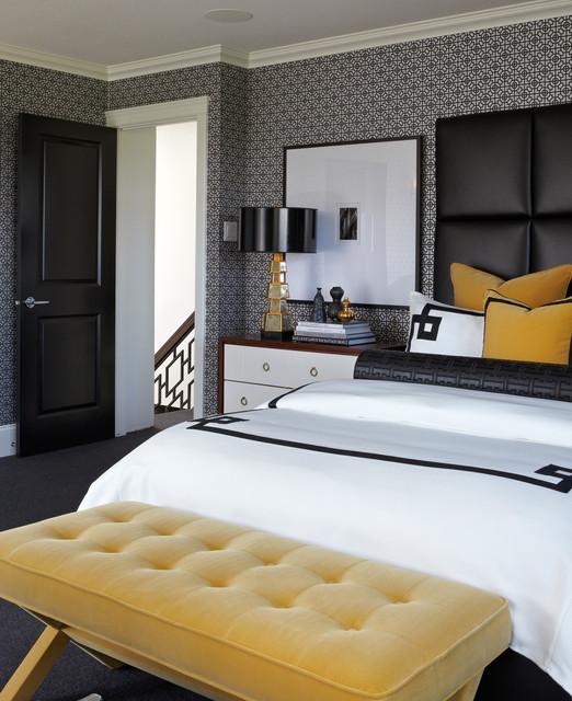 Master Bedroom contemporary