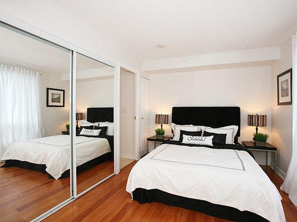 Small Bedroom Interior Designs