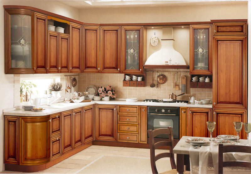 Some-Traditional-Kitchen-cabinet-decors-for-Reference