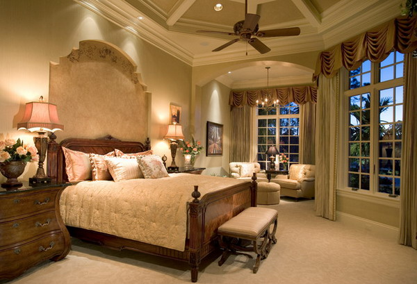 Splendid-Master-Bedroom-Inspirations-With-Traditional-Furniture