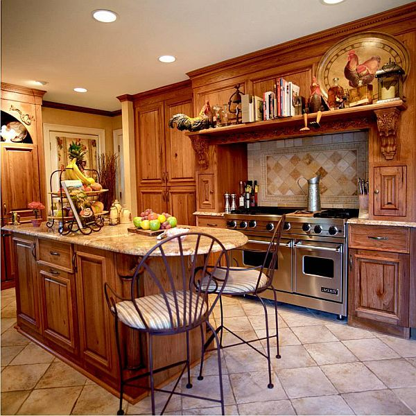country-kitchen-american-decor-ideas