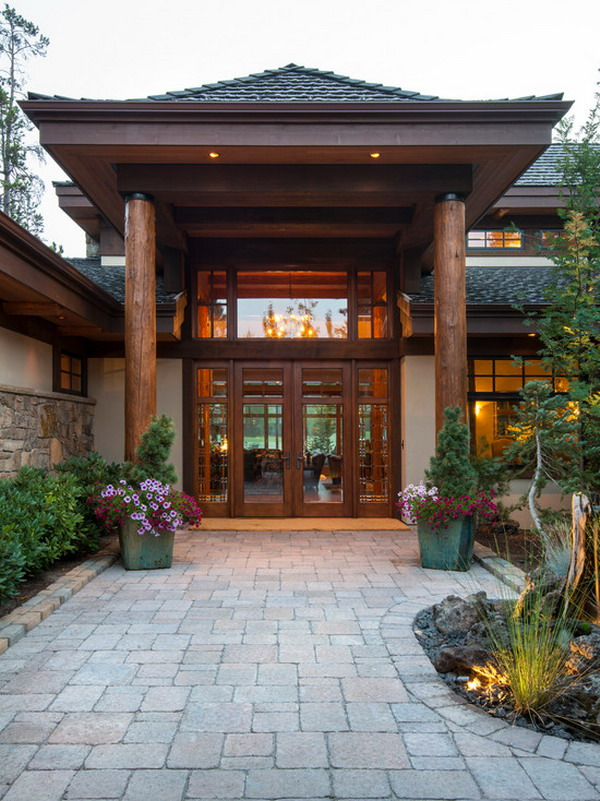 Amazing-Asian-Style-for-Covered-Patio-Entry