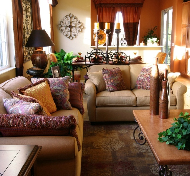 Asian Home Decorating Ideas
