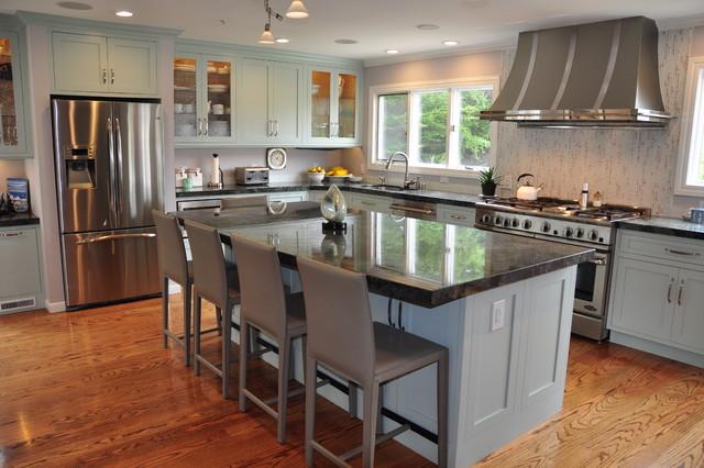 Beach-Style-Kitchen-Design-inspirations