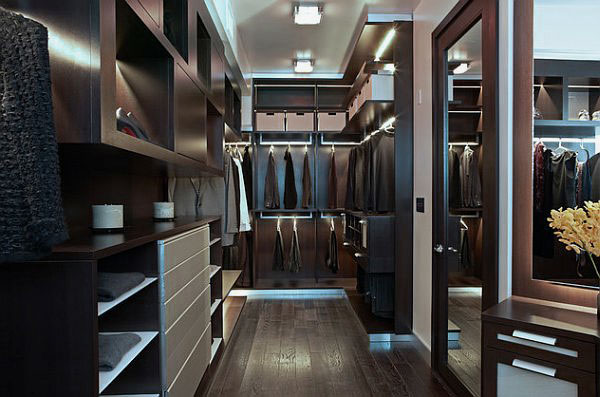 Contemporary-Organized-Walk-in-Closet-Design-Ideas