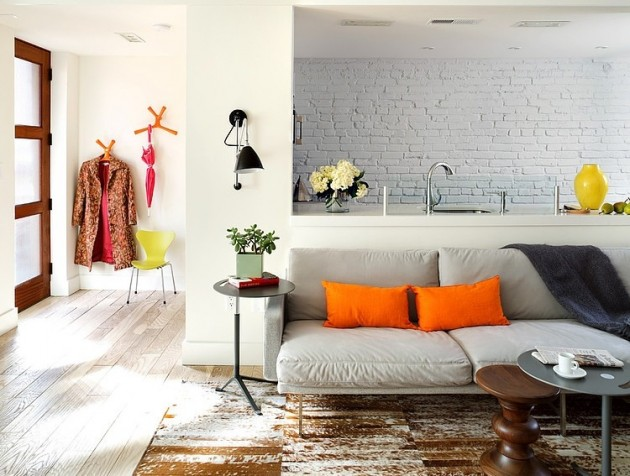 Eclectic Basement Apartment