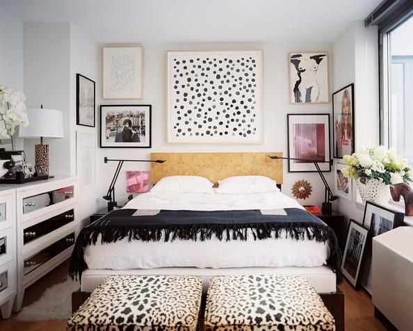 Eclectic Bedroom Photo