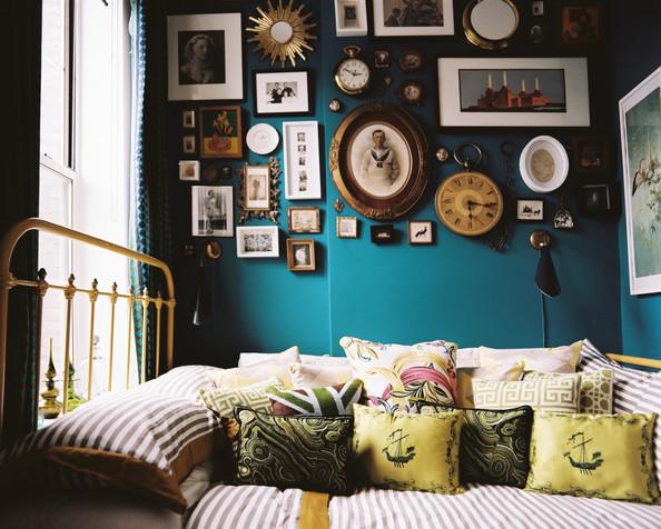 Eclectic Bedroom Photos