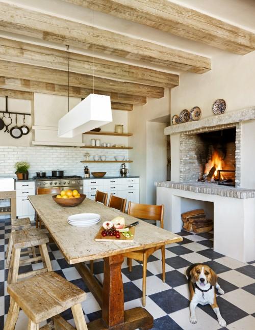 Eclectic-Kitchen-Design-idea