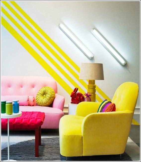Incredible Neon Interior Design
