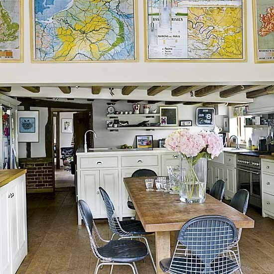 Kitchen-diner-country