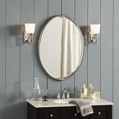 Mercer Bath Mirror traditional-bathroom-mirrors