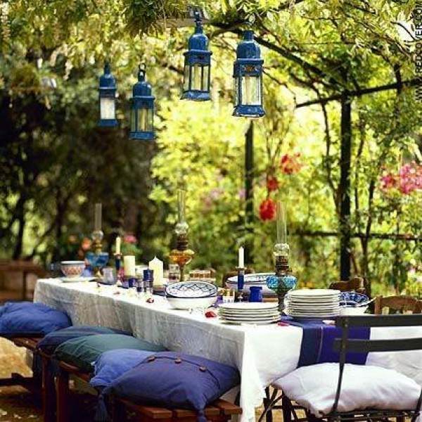 Outdoor Dining Design