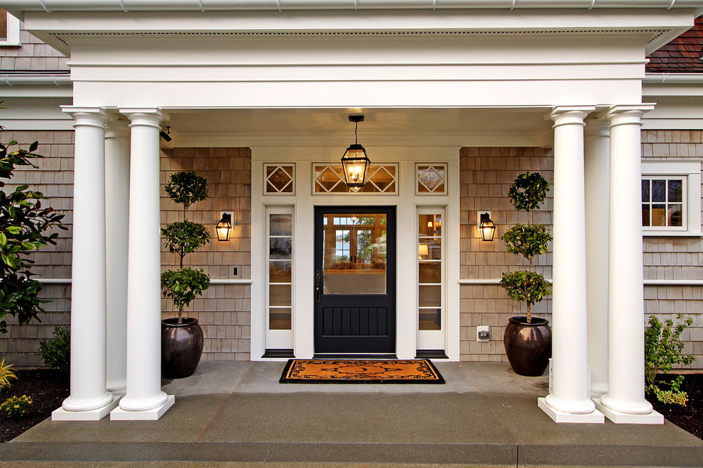 Seattle-Front-Door-Decor-Ideas-Traditional-Entry