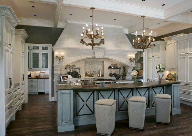 Timeless Traditional Kitchen Designs