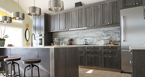 Warm-dark-gray-kitchen-cabinet-idea