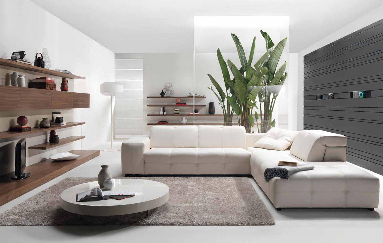 White-Living-Room-Interior-Style-Modern-Kits-Furniture