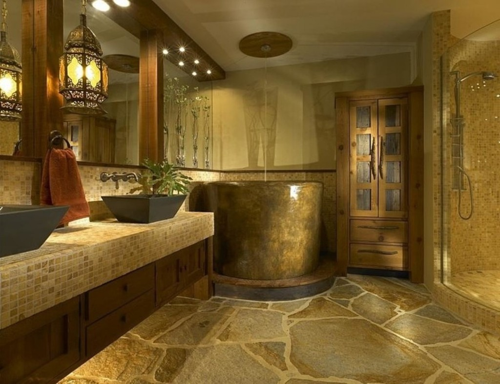 7 Best Asian Bathroom Design Ideas