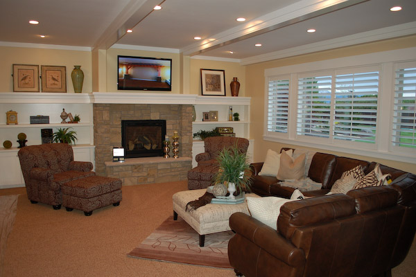 basement-formal-fireplace
