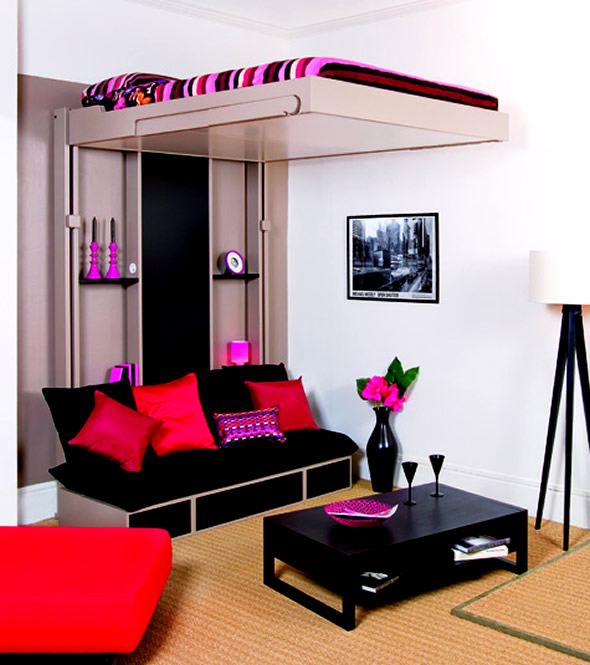 beds-for-small-spaces