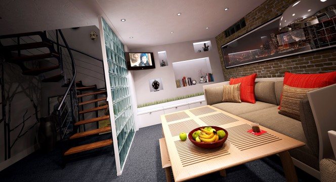 modern-basement-interior-in