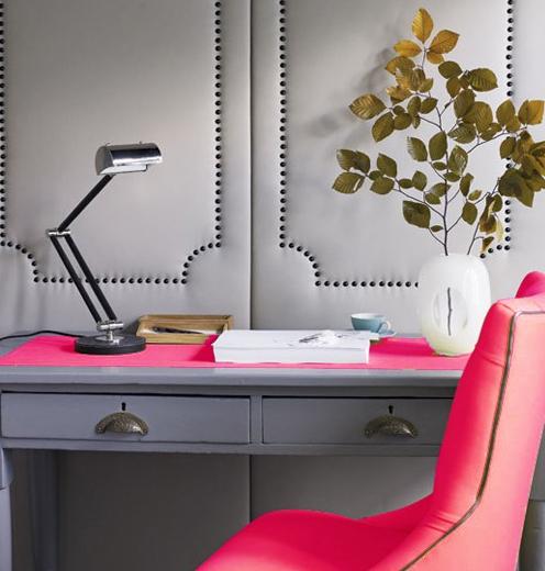 neon office design