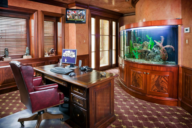 office-fish-tank-amazing-design-with-executive-home-office