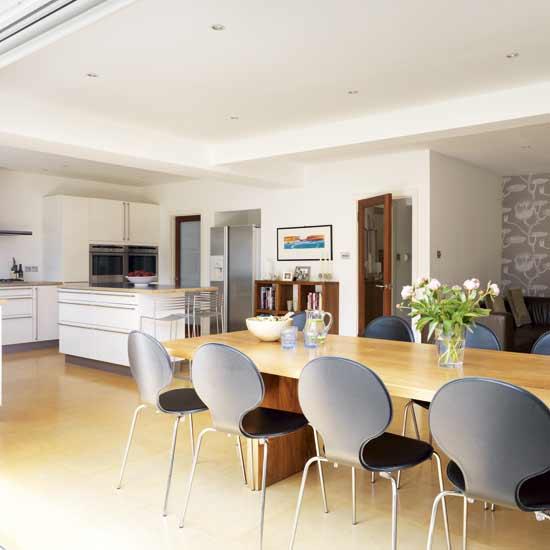 open-plan-kitchen-dinner-room-designs