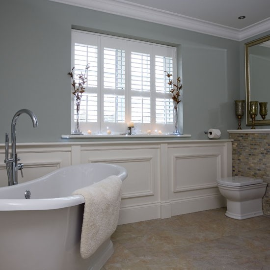 traditional-grey-bathroom-ideas