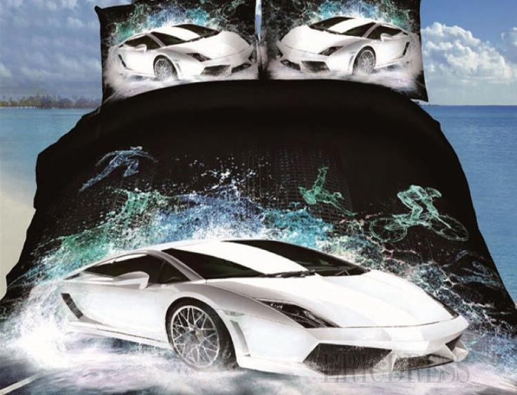 Awesome Bed Sets with cars
