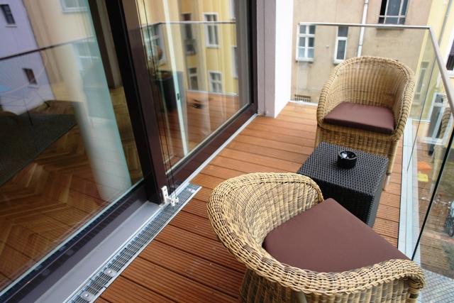 Balcony open smnall