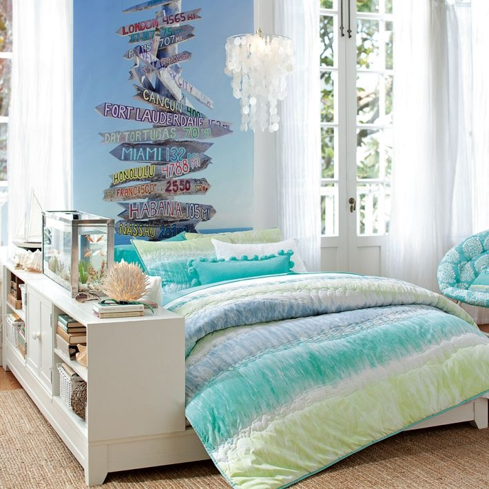 Bedroom Beach Themed