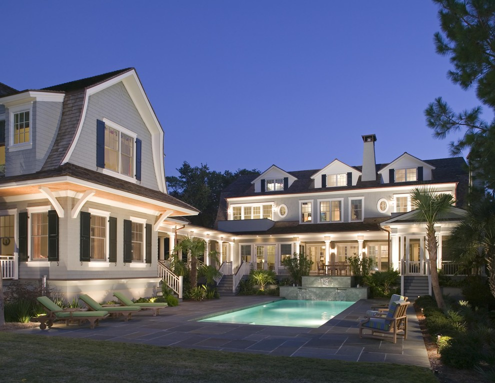 Charming-Exterior-Traditional-design-ideas-for-In-Law-Apartment-Addition-Plans