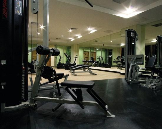Complete-Private-Gym-Area-