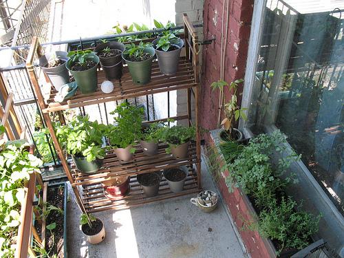 Cool Small Balcony Design Ideas
