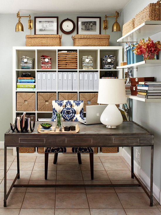 Cool-Small-Home-Office-Organization-Interior-For-Your-Ideas-With-Amazing-Small-Home-Office-Storage-Ideas-With-Simple-Office-Desk-And-Modern-Open-Storage-Design-For-Small-Space-Ideas