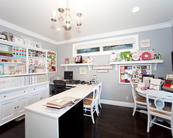Craftsman-Home-Office-ideas