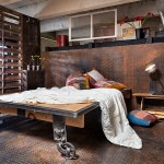 25 Best Industrial Bedroom Design Ideas