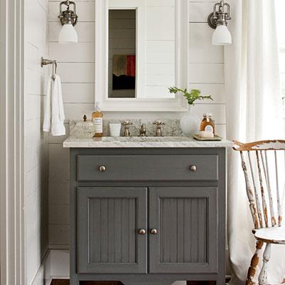 Farm Style Bathroom Designs