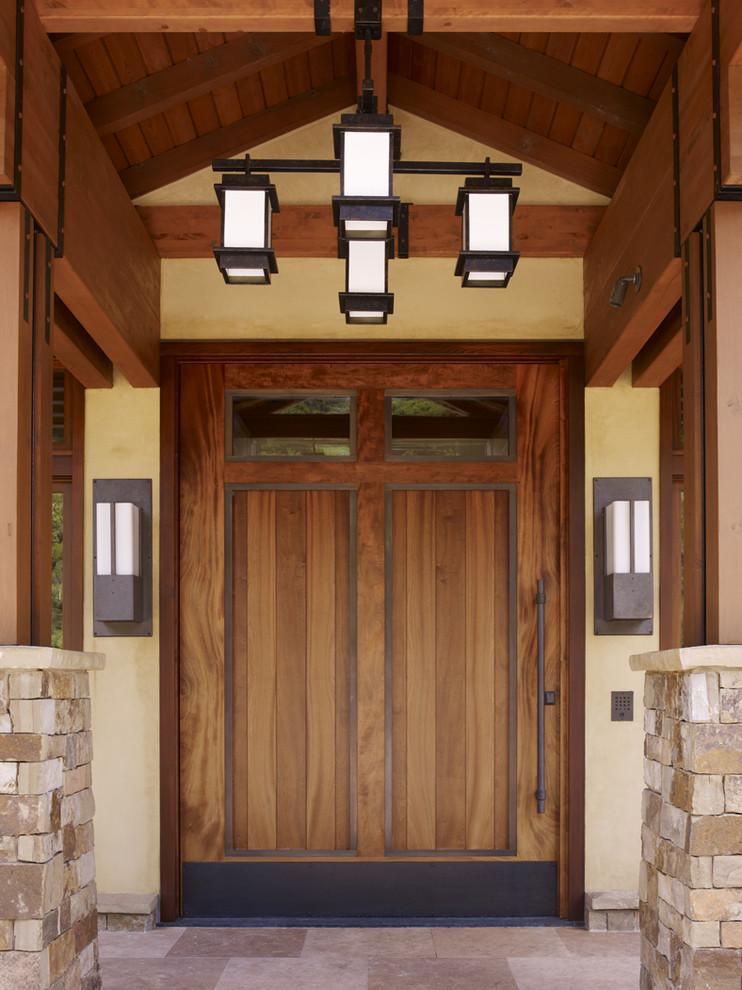 Foxy-Arts-And-Crafts-home-interior-design-Contemporary-Entry-San-Francisco