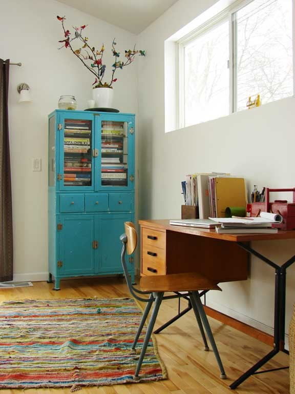 Home-Office-Midcentury-design-ideas-