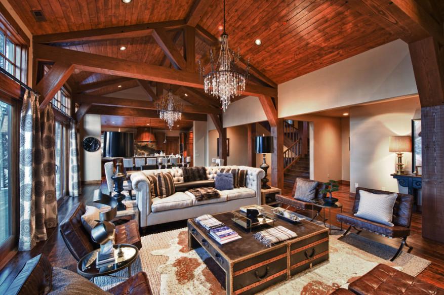 Interior-design-ideas-for-rustic-living-room-