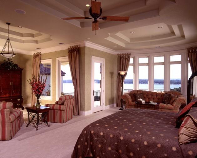 Mediterranean Bedroom Designss